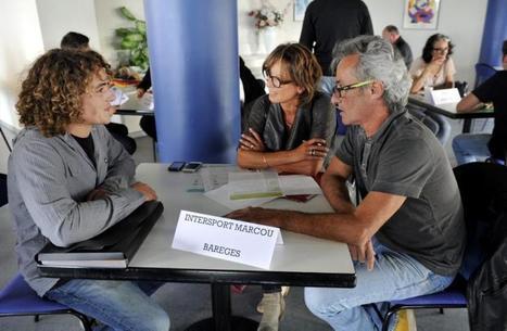 Le Forum jobs montagne monte en puissance | npy | Scoop.it