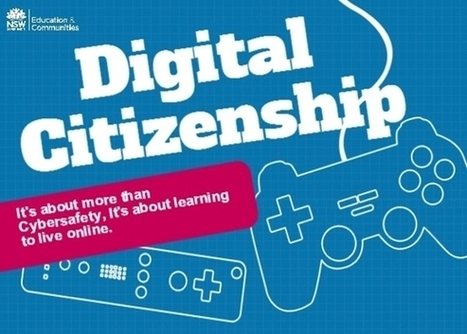 Challenges Teachers Face Addressing Digital Citizenship | Digital Learning | Scoop.it
