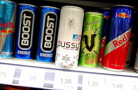 Young people who combine alcohol with energy drinks can end up drinking more   Youth Feed   Scoop.it