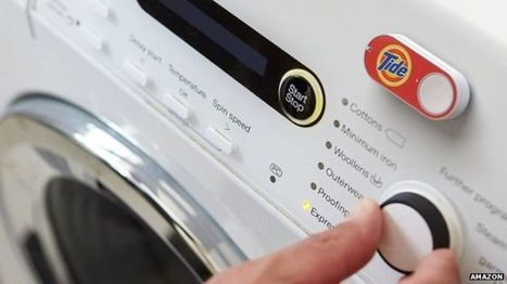 Amazon launches 'Dash' home ordering kit - BBC News | IoT | Scoop.it