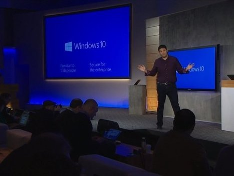 Windows 10 Will Be A Free Upgrade If You Have Windows 7 Or 8 | To The Desktop and Beyond | Scoop.it