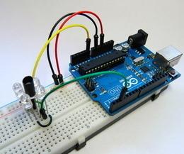 Simple IR proximity sensor with Arduino | Arduino progz | Scoop.it