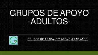 GRUPOS DE APOYO PARA PERSONAS ADULTAS CON ALTAS CAPACIDADES INTELECTUALES   acerca superdotación y talento   Scoop.it