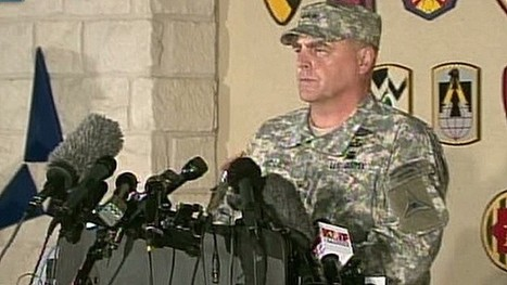 4 dead, including shooter, at Fort Hood | Community Village Daily | Scoop.it