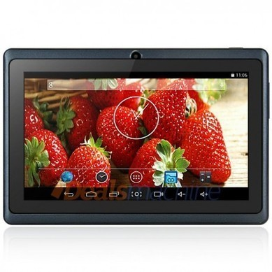 Q88S - 7 pouces - Android 4.4 - 1.3GHz - 4GB - WiFi - Cameras - Tablete android Pas cher | Boutique Tablette Android | Scoop.it