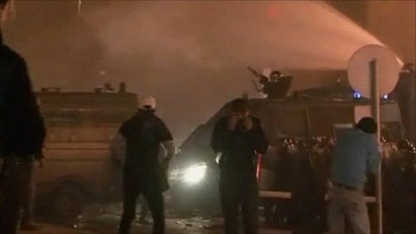 BBC News - Egypt protests: Cairo and Suez see clashes with police   Coveting Freedom   Scoop.it