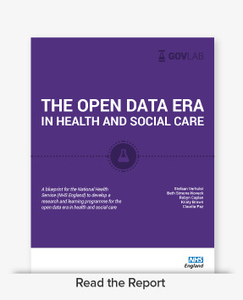 The GovLab Selected Readings on the Economic Impact of Open Data | OpenGov | Scoop.it