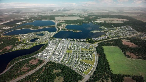 This small town in Florida will have self-driving cars and run completely on solar | Solar Energy projects & Energy Efficiency | Scoop.it