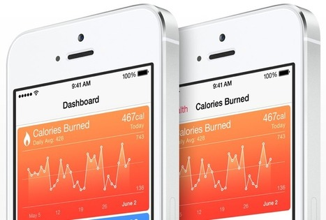 As iPhone 6 Looms, Apple Healthkit Hype Is Out Of Control. A Reality Check. | Apple in Business | Scoop.it