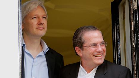Ecuador looks to Hague court to resolve Assange stand-off | Saif al Islam | Scoop.it