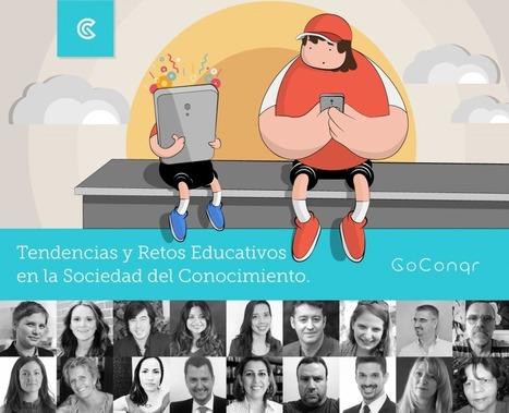 Retos Educativos en la Sociedad del Conocimiento   HERRAMIENTAS TIC´S EN EDUCACIÓN   Scoop.it