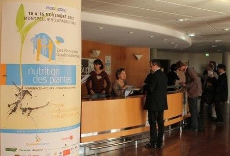 Rencontres Qualiméditerranée 2016 - AGRICULTURE 2025 : L'ESSENTIEL DE L'INNOVATION SUR LA QUALITE DES SOLS 15-16/11/2016, Montpellier, France | Agronomie, élevage, eau et sol - Montpellier SupAgro | Scoop.it
