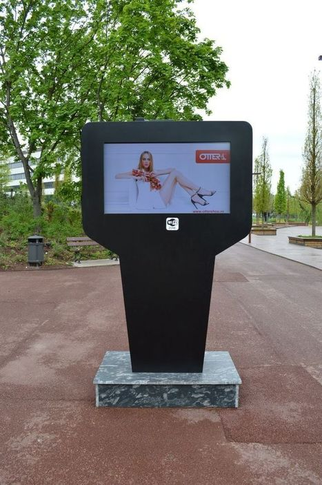 Outdoor tv - Outdoor Digital Signage  - The importance of high brihtness displays. (with photos) | Digital Indoor & Outdoor kiosks (with videos) | Scoop.it