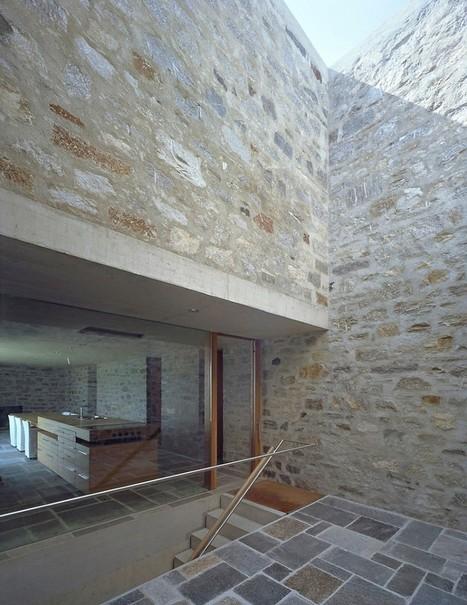 Brione House by Wespi Jérôme de Meuron Architetti #architecture | Rendons visibles l'architecture et les architectes | Scoop.it
