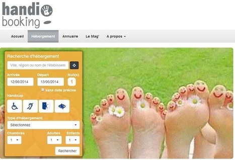 Handibooking, des séjours adaptés aux personnes en situation de handicap | Commercialisation Touristique | Scoop.it