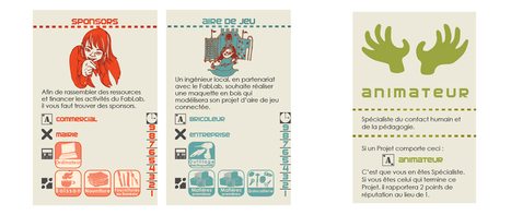 Crée ton FabLab ! -  le jeu à imprimer | Bibliothèque | Scoop.it