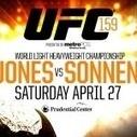 Brian Giffin's MMA Blog » Blog Archive » JONES TO CRUSH SONNEN TONIGHT ON PPV!! | ufc information websites | Scoop.it