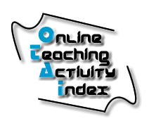 Illinois Online Network: Educational Resources : Online Teaching Activity Index | Online course design and delivery | Scoop.it