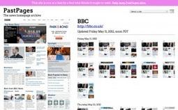 PastPages : les archives horaires des Unes des sites d'actualité et de presse - Demain la veille   Univers de la veille   Scoop.it