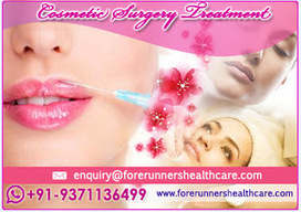 Best Cosmetic Surgery 2015 With ForeRunners Healthcare India ~ Medical Tourism Magazine | Medical Tourism | Scoop.it