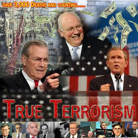 CNA: INFORME del FBI sobre el 11-S - TODO apunta a que fué el MOSAD | La R-Evolución de ARMAK | Scoop.it