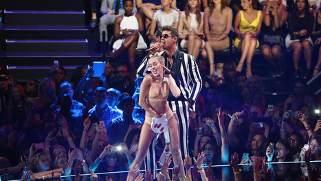 Solidarity is For Miley Cyrus: The Racial Implications of her VMA Performance   Race at a Deeper Level   Scoop.it