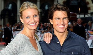 Rep: Tom Cruise Is Not Dating Cameron Diaz | Celebrity marriages | Scoop.it