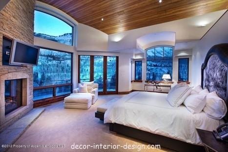 Bedroom interior design - Home decor and interior design | Home Decor | Scoop.it