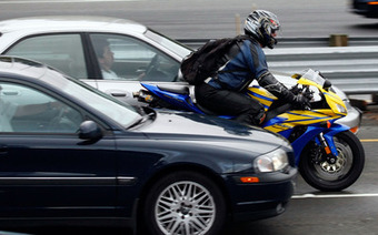 How to be Seen on Motorcycles   SF-Cars   Scoop.it