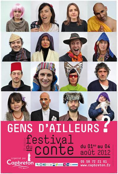 Festival de Contes à Capbreton   Ressources PEAC Académie Bordeaux   Scoop.it