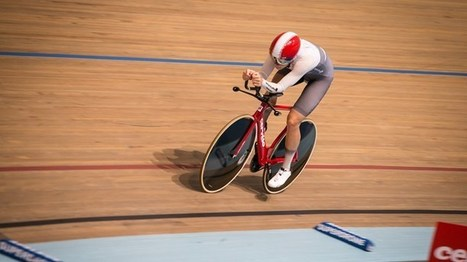 Bridie O'Donnell breaks Women's UCI Hour Record | Pro Cycling Scoopit | Scoop.it