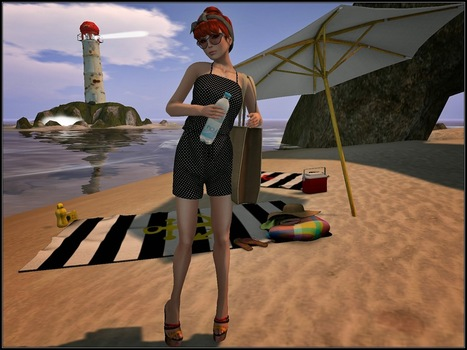 A World in a grain of sand: Here I am... | Finding SL Freebies | Scoop.it