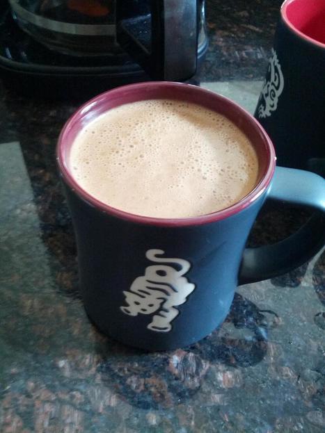 Twitter / slickbmw: Chocolate bulletproof coffee ...   Biohacking   Scoop.it