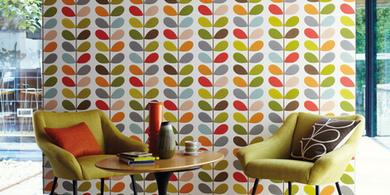 The stylish world of designer Orla Kiely - New Zealand Herald | Wallpaper | Scoop.it