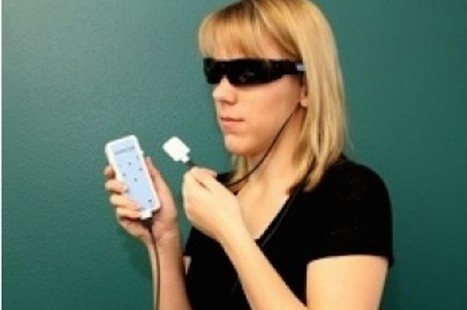 "FDA Approves Tech That Helps Blind People ""See"" With Their Tongue 