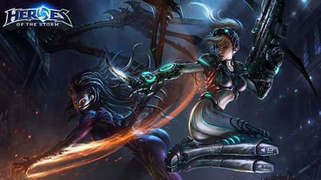 Blizzard rebaja 50% precios en Heroes of Storm por 2 semanas | Descargas Juegos y Peliculas | Scoop.it