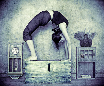 Yoga: A quest of questions | Yoga Works! | Scoop.it