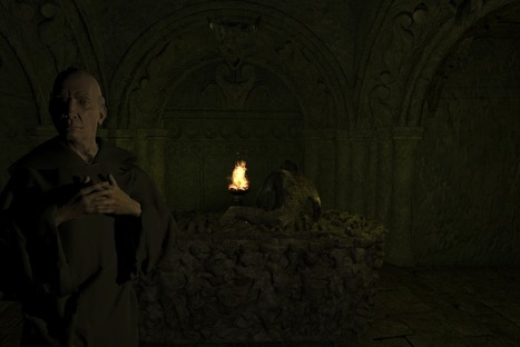 Wandering in #VR - The Abbot's Book wants to be the gothic Myst of virtual reality — can it pull it off? | Pervasive Entertainment Times | Scoop.it