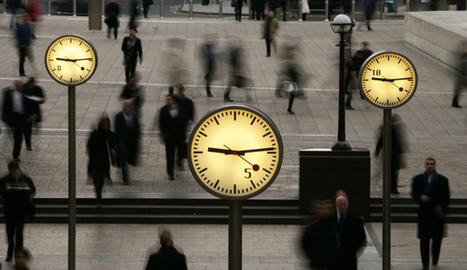 Temps de travail: à quoi ressemblent les semaines des Français? - L'Express | Cadres de Direction en Temps Partagé | Scoop.it
