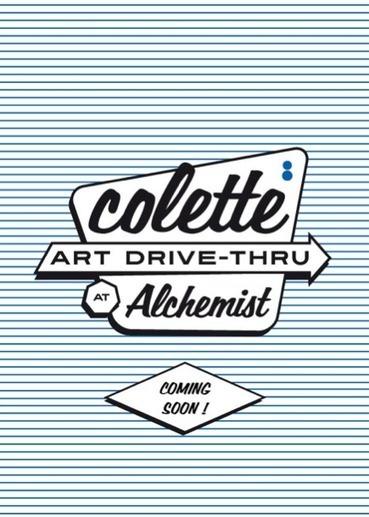 Colette x Alchemist Drive-Thru at Miami Art Basel   Trends Hunting   Scoop.it