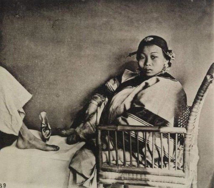 Rare Photographs of Chinese Women from the 1800s | Herstory | Scoop.it