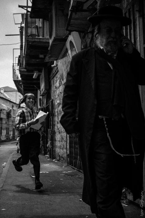 Igal Gofman: Street Photography in Jerusalem   Fujifilm X Series APS C sensor camera   Scoop.it