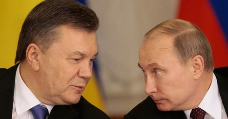 Yanukovych in Russia as Ukraine Forms New Government | Digital-News on Scoop.it today | Scoop.it
