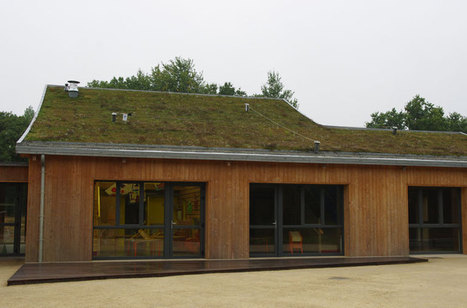 Architecture verte : des chiffres encourageants | Agriculture citadine | Scoop.it