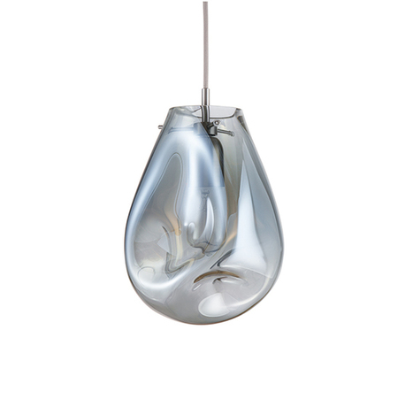 Soap Crystal Pendant, Small, Silver | Decor Trends | Scoop.it