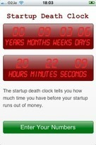Startup Death Clock | Feed | Scoop.it