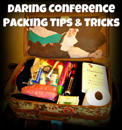 Daring Conference Packing Tips & Tricks | The Daring Librarian | Digital Sandbox | Scoop.it