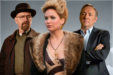 "How ""Breaking Bad"" and ""House of Cards"" killed the Oscars 