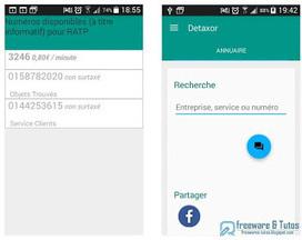 Detaxor : les numéros surtaxés au prix d'un appel local | Freewares | Scoop.it