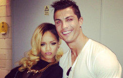 Buzz: Rihanna dit que Cristiano Ronaldo est homo !! | cotentin webradio Buzz,peoples,news ! | Scoop.it